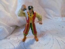 """Pirate Fantasy Action Figure 3.75"""" Early Learning Center ELC Older w/Eye Patch"""