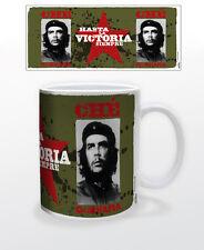 CHE GUEVARA- HASTA VICTORIA 11 OZ COFFEE MUG TEA CUP CUBA REBELLION REBEL POP!!!