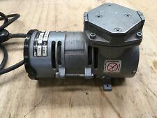 Gast vacuum pump MOA-P109-AA