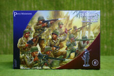 Perry Miniatures US INFANTRY 1942-45 28mm plastic boxed set