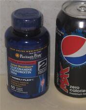 Triple Strength Glucosamine / Chondroitin / MSM / Collagen / Boswellia