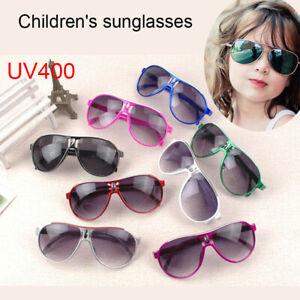 Kids Sunglasses Anti-uv Goggles Boy Girl Gift Outdoor Fashion Multicolor UV400