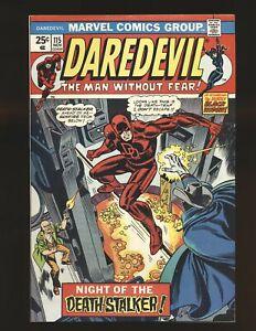 Daredevil # 115 F/VF Cond.