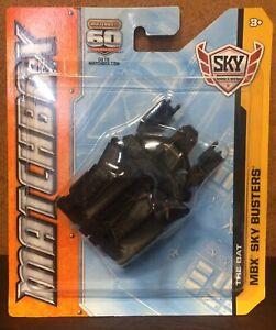 2012 Matchbox MBX Sky Busters THE BAT [60th Anniversary]