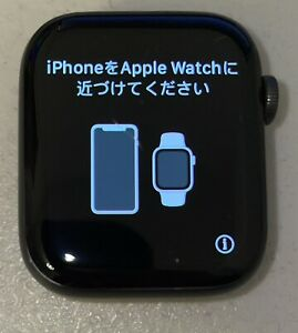Apple Watch Series 5 44MM Gray GPS - Read Description