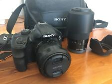 Sony Alpha a3000 20.1MP Digital Camera (Lens Bundle)