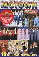Motown The Dvd - Various Artists (NEW DVD)