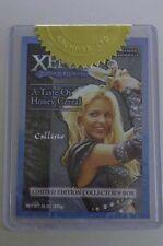 Callisto xxxx/600 Xena cereal case topper card Rittenhouse XC3