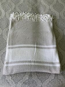 Boll & Branch Adirondack Organic Cotton Throw Blanket, Size King/California King