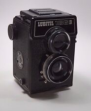 "Film Camera ""LOMO Lubitel-166B"" Middle format 6x6, Excellent s.n.82253892"
