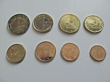 Euro CHYPRE 2008 : Série 8 pièces 1ct à 2€  Non circulée (De starterkit)