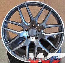 """22"""" Mesh Wheels For Mercedes G500 G550 G600 G55 G63 G Wagon 22X10 5X130 Rims Set"""