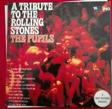 Pupils Tribute To The Rolling Stones LP Vinyl Beat Rec Garage Limited 500 cop