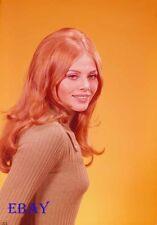 Britt Ekland 1969 Vintage  5  X  7   TRANSPARENCY