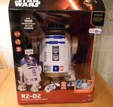 NWT R2-D2 Interactive Robotic Droid Star WarsThe Force Awakens Thinkway RC