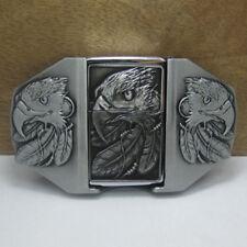 Belt Buckle 3D Removable Lighter American Eagle