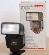 Flash Metz mecablitz 40 AF-4N per Nikon