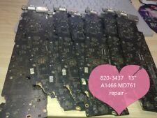 """820-3437-B/A Fault Logic Board For MacBook AIR 13"""" A1466 MD761 repair -"""