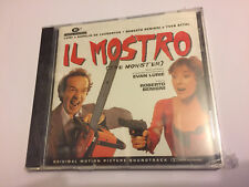 IL MOSTRO (THE MONSTER) (Evan Lurie) OOP 1994 CAM Soundtrack Score OST CD SEALED