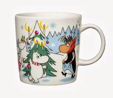 Moomin Mug Under The Christmas Tree / Kuusen Alla *New