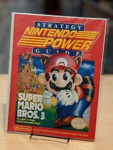 Super Mario Bros 3 Strategy Guide (Nintendo, 1990)