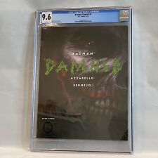 Batman: Damned #3 CGC 9.6 DC Comics