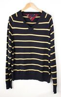 Tommy Hilfiger Hommes Décontracté Tricot Pull Taille XL AVZ400