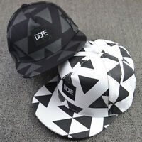 Fashion NEW Unisex Snapback Hats Hip-Hop adjustable bboy Baseball Cap/Hat