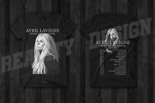 Avril Lavigne Head Above Water Tour 2019 T Shirt Merch Pop Rock Music Concert