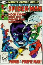 MARVEL Team-Up Annual # 4 (Spiderman & others) (USA, 1981)