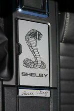 2010-2014 Shelby Console Dress-Up Kit, Stainless