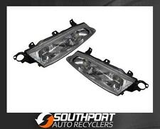 FORD FALCON HEAD LIGHTS LAMPS TO SUIT EF SEDAN WAGON or XH UTE * NEW PAIR *