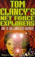 One is the Loneliest Number by Steve Pieczenik, Tom Clancy (Paperback)