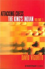 Attacking Chess: The King's Indian. Book 1. NEW CHESS