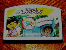 Dora The Explorer Wildlife Rescue Game for Leapster L-MAX System Leap Frog 2005