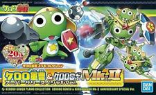 Keroro Gunso Plamo Collection Keroro Gunso & Kerororobo Mk2 Anniversary Special