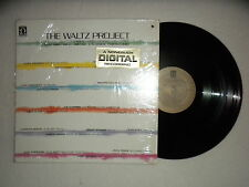 LP VARIOUS ARTISTS - THE WALTZ PROJECT - NONESUCH D-79011 USA µ