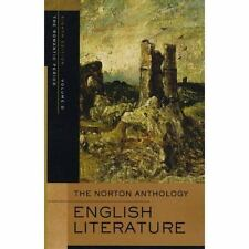 The Norton Anthology of English Literature Vol. D : The Romantic Period...