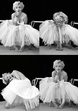 MARILYN MONROE BALLERINA DRESS A3 ART PRINT POSTER YF5336