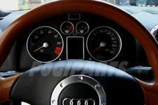 Audi TT MK1 quattro Abt s-line 8N 3.2 3,2 Zierrahmenset FIS Mikro Fern echt Alu