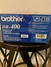 GENUINE BROTHER DR-400 DRUM UNIT HL-1030 1230 1240 1250 1270N  Open Box