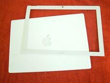 MacBook A1181 Rear Cover Back Lid & Bezel  815-9599 White #72-52