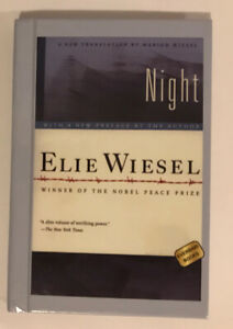 Night by Elie Wiesel 2006 Hardcover Editon Everbind Books Never Used Like New