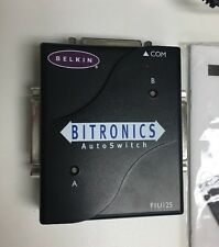 Belkin Bitronics F1U125-KIT Parallel Printer AutoSwitch Kit