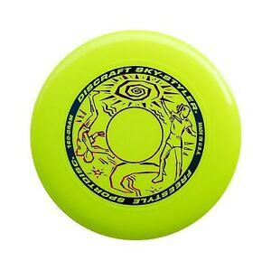 Discraft 160 Gram Sky Styler Sport Disc Fluorescent Yellow