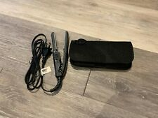 CONAIR TRAVEL SMART FLAT IRON WITH CASE-NEVER USED