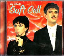 Say Hello To Soft Cell CD 1996 Dave Ball & Marc Almond 'Bedsitter/Heat/Numbers'