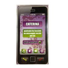 GEBURTSTAG ticket musical a telefon klingt sekretariat nome CATHERINE