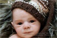 Studio-Doll Baby  Reborn  BOY Max by SABINE WEGNERA limited edition