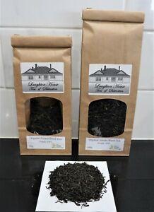 Laughton House  - Organic Black Assam Tea - Grade: OP1
